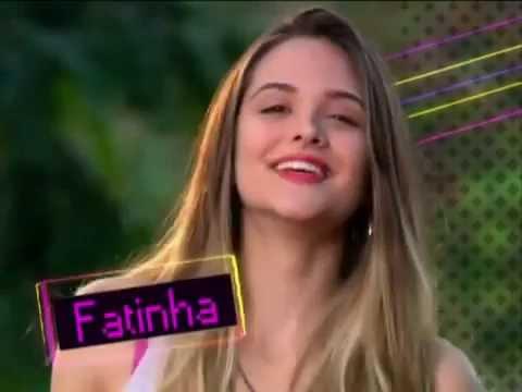 Malhação 2012/2013   - Os meninos enlouquecem com Fatinha