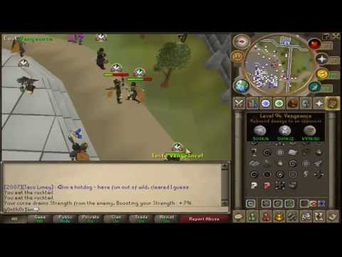 Runescape Private Server Pking -- Korasi Sword