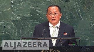 Trump insults make rocket attack 'inevitable': North Korea - ALJAZEERAENGLISH