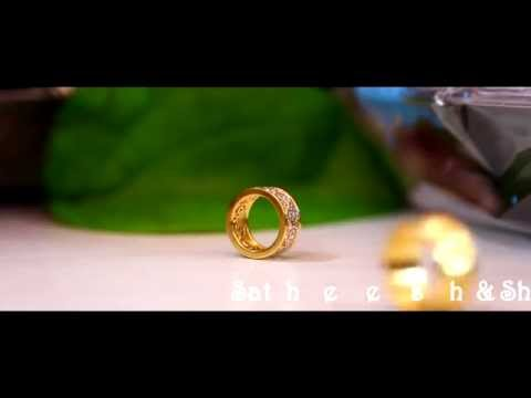 Satheesh & Shaameelah -  Malaysian Indian Engagement Montage
