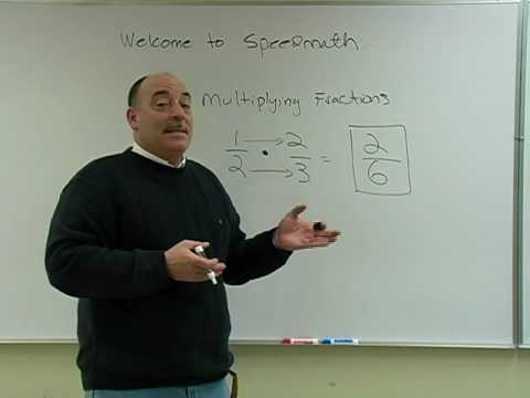 Speed Math 101: Part 3: Multiplying and Dividing Fractions
