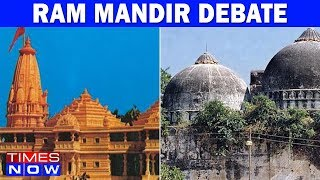 Ram Mandir Debate: Shia Clerics From Iraq And Iran Favour Masjid Away From Disputed Site - TIMESNOWONLINE