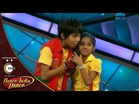 DID L'il Masters Season 2 June 02 '12 - Rimsha & Uday