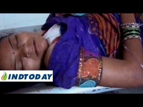 Lover stabbed his girl friend in Kandukur Mandal