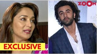 Madhuri Dixit Reveals Why She Chose 'Bucket List', Talks About Working With Ranbir Again & More - ZOOMDEKHO