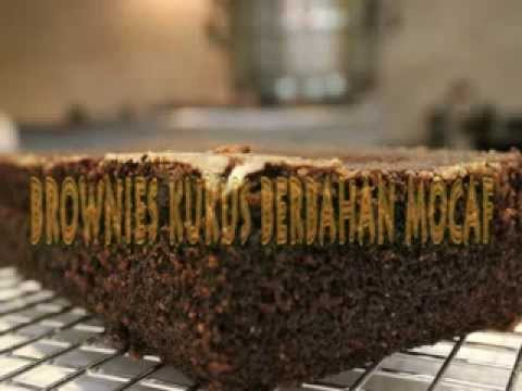 BROWNIES MOCAF