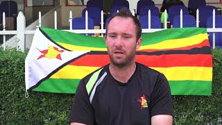 Zimbabwe's Brendan Taylor on Playing in the World Cup | Cricket World TV - CRICKETWORLDMEDIA