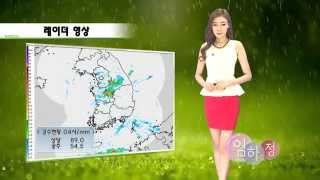 날씨속보 07월 22일 04시 발표