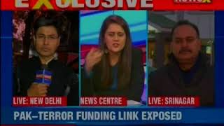 Pak terror funding link exposed; NIA chargesheet indicts Pak high commission officials - NEWSXLIVE