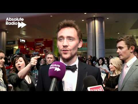 Tom Hiddleston (Loki) interview at Avengers Assemble London premiere