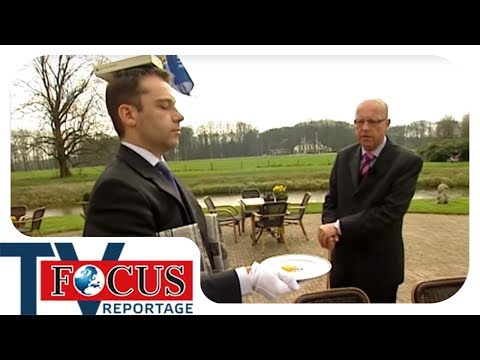 Stets zu Diensten! Die Butlerschule | Teil 1 - Focus TV Reportage