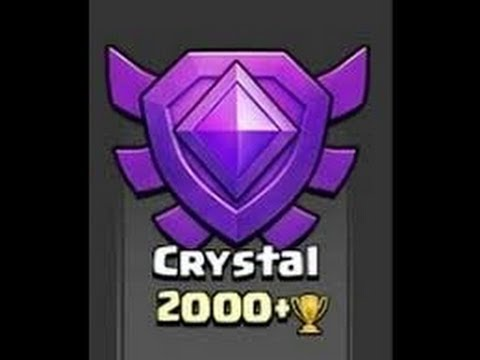Push to Crystal League