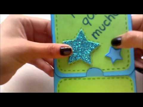 tarjeta exprés / fácil de hacer