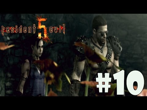 Resident Evil 5 | Walkthrough Español | Parte 10