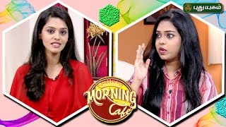 Morning Cafe – Breakfast Show for Women 18-04-2017  PuthuYugam TV Show
