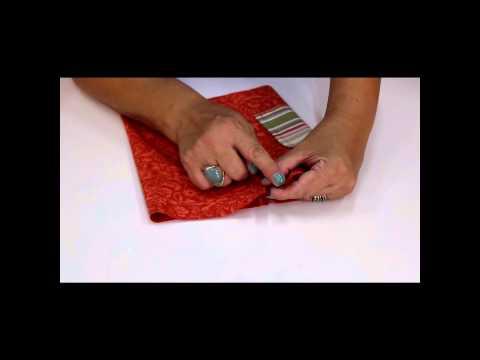 Patchwork Sem Segredos com Ana Cosentino: Aula 09 Como fazer bolsos internos e externos nas bolsas