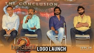 Baahubali 2 Press Meet | Logo Launch | Rajamouli, Prabhas, Anushka, Rana Daggubati, Sobhu | TFPC - TFPC