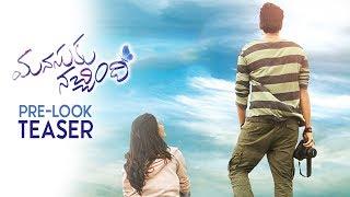 Manasuku Nachindi Movie Pre Look Teaser | Sundeep Kishan | Amyra Dastur | TFPC - TFPC