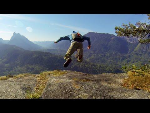 GoPro: Majestic Wilderness BASE Jump