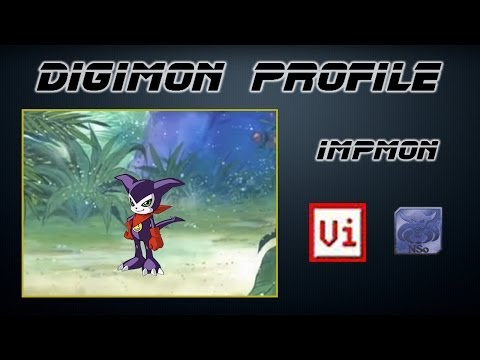 Digimon Profile: Impmon | Digimon Masters Online