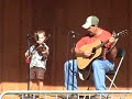 4 Year Old Fiddlin' Carson Peters At Galax 2008