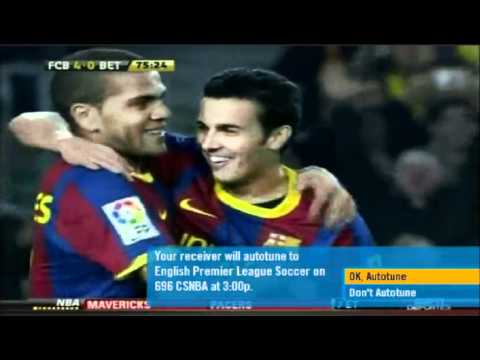 BARCELONA 5 0 BETIS COPA DEL REY 12 01 2011 RESUMEN COMPLETO