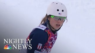 Athletes Perform Bolder Tricks, Winter Olympics Are Filled With Rewards And Risks | NBC Nightly News - NBCNEWS