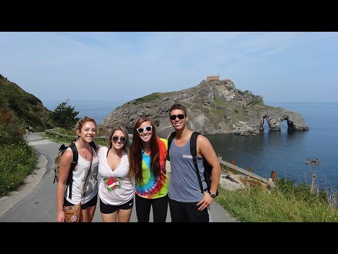 International Business, Spanish Language and Cultural Studies: Bilbao/Getxo - USAC Video