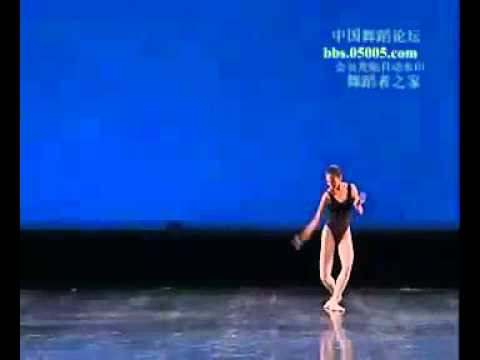 Classical Chinese Dance Techniques Yin Shuo 殷硕)