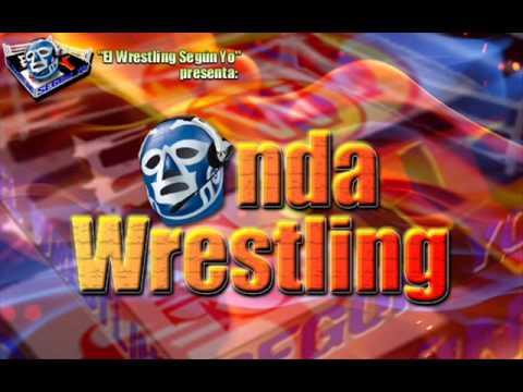 """Onda Wrestling 1x13: Especial El Wrestling Según Ellas ... """"Es mucho bíceps para una sola"""""""