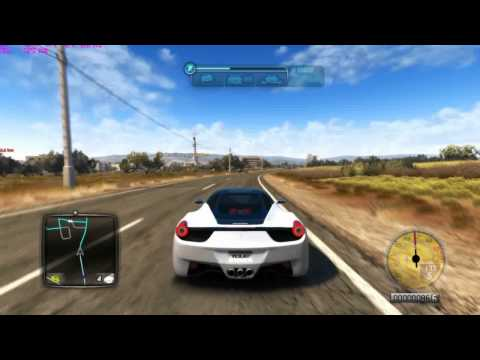 Test Drive Unlimited 2 l Ferrari 458 Italia Carbon