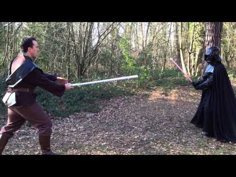 Absolute Radio - Jedi Training Session