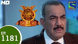 CID - सी ई डी - Episode 1181 - 23rd January 2015 - SETINDIA