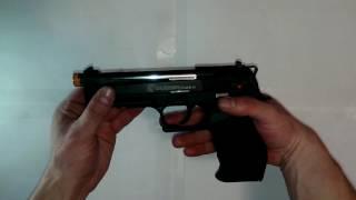Новый сигнальный пистолет carrera gtr-77