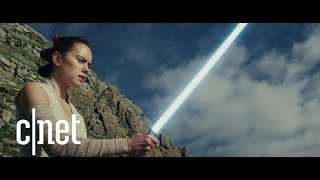 'Star Wars: The Last Jedi' review - CNETTV