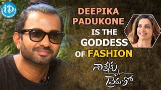 Deepika Padukone Is The Goddess Of Fashion - Ashwin Mawle || Talking Movies With iDream - IDREAMMOVIES