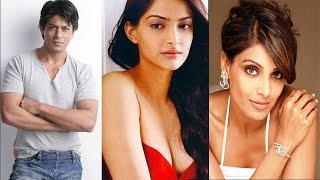 Shahrukh Khan calls himself a loser!, Sonam Kapoor and Bipasha Basu at a college event