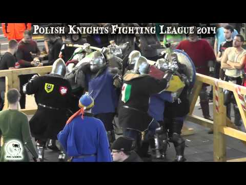 Finały PLWR 2014 - Von Massow vs Silesia 1 5x5 (battle 15)
