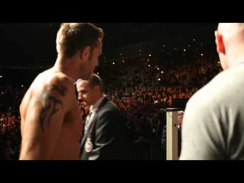 UFC 129: St-Pierre vs Shields Weigh-In Highlight