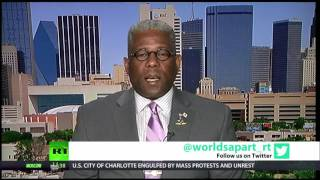'Obama saying Assad must go is one of the dumbest statements ever!'  - frmr congressman Allen West - RUSSIATODAY