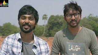 Chennai Chinnodu Movie GV Prakash and RJ Balaji Comedy with Police  | Latest Telugu Movie Scenes - SRIBALAJIMOVIES