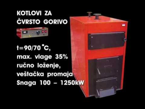 kotlovi za cvrsto gorivo do 1250