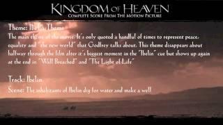 Kingdom of Heaven Soundtrack Themes - Ibelin Theme
