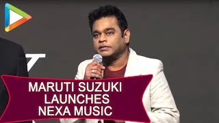 Nexa PC for latest property in Music Nexa Music with A.R.Rahman - HUNGAMA