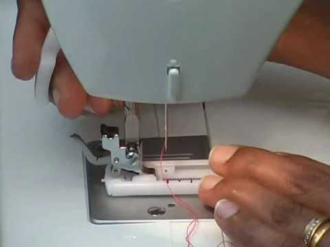 MC8280 Sewing Machine Model Training - Part-02/02
