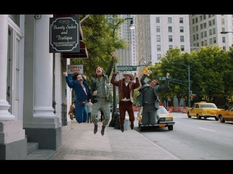 New Anchorman 2 Trailer