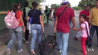US Promises More Sanctions After Venezuela's Presidential Election - VOAVIDEO