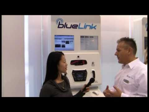 International CES 2011 Product Showcase - Hyundai Part 1