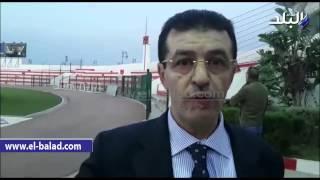 بالفيديو والصور.. الأهلي يختتم تدريباته لمواجهة المغرب التطواني في سانية الرمل