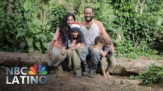 Living Off The Land: How These Puerto Rican Farmers Survived The Storm | NBC Latino | NBC News - NBCNEWS